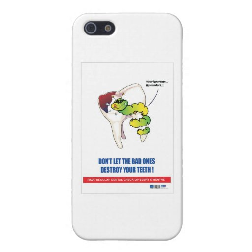 Dental practice Promotional gifts Cover For iPhone 5