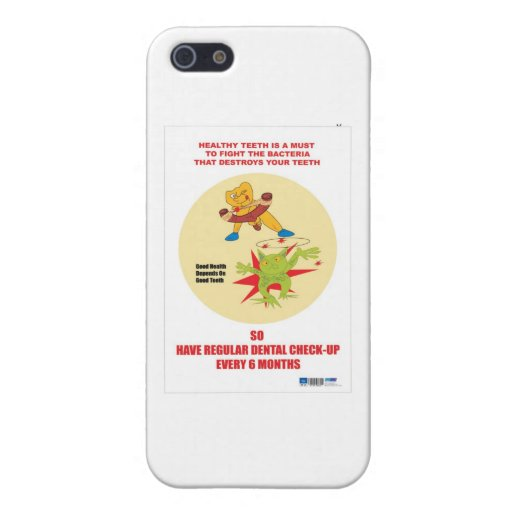 Dental practice Promotional gifts Covers For iPhone 5
