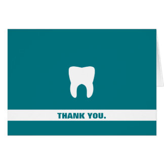 Thank You Dentist Cards Amp Invitations Zazzle Co Uk