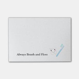 Dental Slogan Post-it Notes