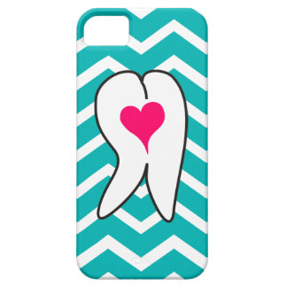 Dental Tooth and Chevron Design iPhone 5 Cases