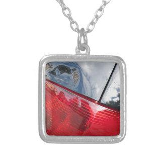 Dented tailgate pendant