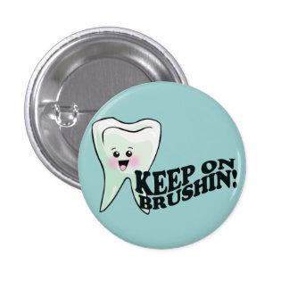 Dentist 3 Cm Round Badge