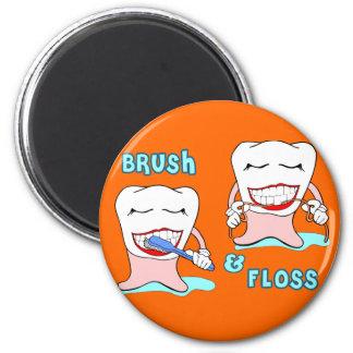 Dentist and Dental Hygienist Magnet