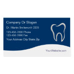 Dentist Business Cards
