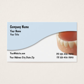 Dentist Business Cards_2 Business Card