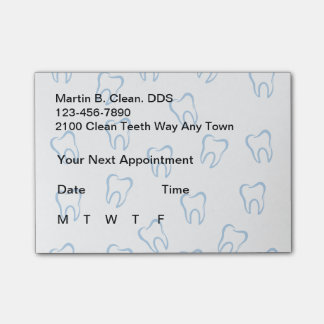 Dentist Business Post Post-it® Notes