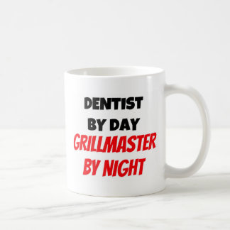 Dentist by Day Grillmaster by Night Coffee Mug