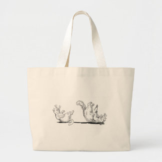 Dentist Cat Extracts Wrong Tooth Jumbo Tote Bag