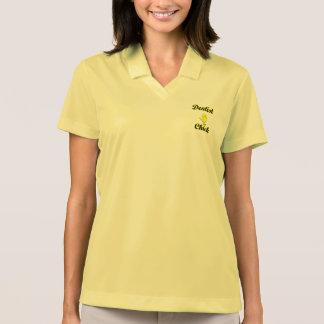 Dentist Chick Polo Shirts