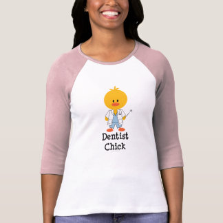 Dentist Chick Shirt