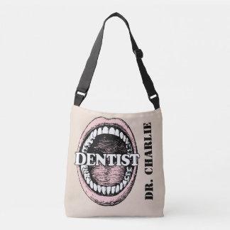 Dentist custom name bags