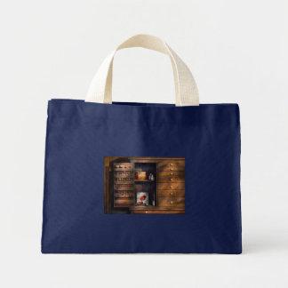 Dentist - Dental Burrs  Tote Bags