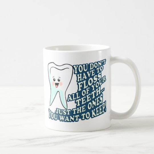 Dentist Dental Hygienist Coffee Mug