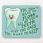 Dentist Dental Hygienist Mousemat