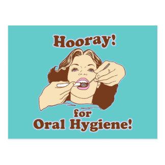 Dentist Dental Hygienist Post Cards