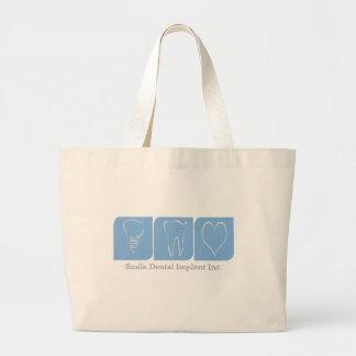 Dentist Dental Implant Jumbo Tote Bag
