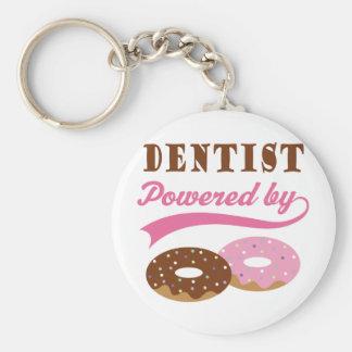 Dentist Funny Gift Keychain