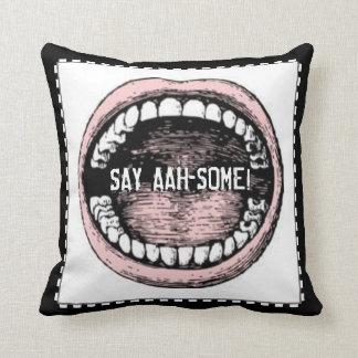 Dentist Graduation Cushion