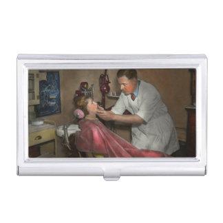 Dentist - Making an impression Business Card Holder
