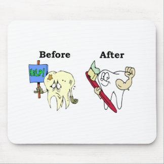 dentist mouse mat