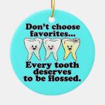 Dentist Ornaments