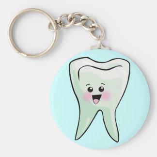 Dentist Orthodontist Periodontist Keychain