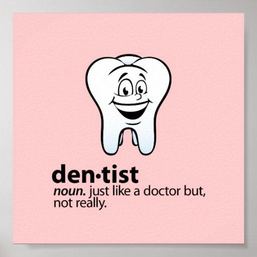 Dentist Poster