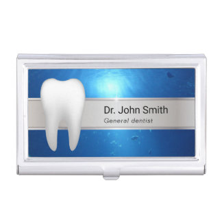 Dentist Professional Dental Business Card Holder
