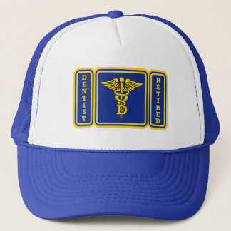Dentist Retired Trucker Hat