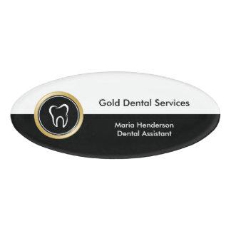 Dentist Staff Name Tag