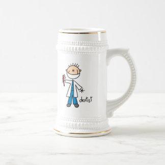 Dentist Stick Figure Coffee Mug