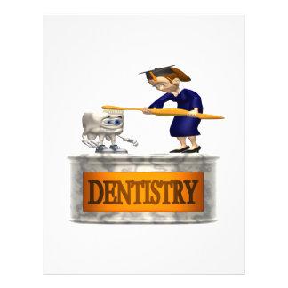 Dentistry 21.5 Cm X 28 Cm Flyer