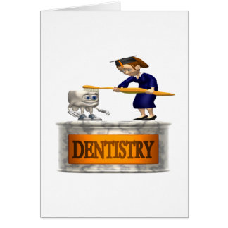 Dentistry Greeting Card