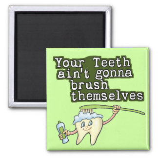 Dentists and Hygienists Magnet