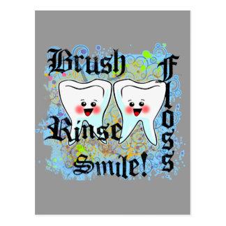 Dentists Dental Professionals Postcard