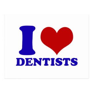 dentists design postcard