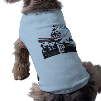 Denton Courthouse Pet Shirt