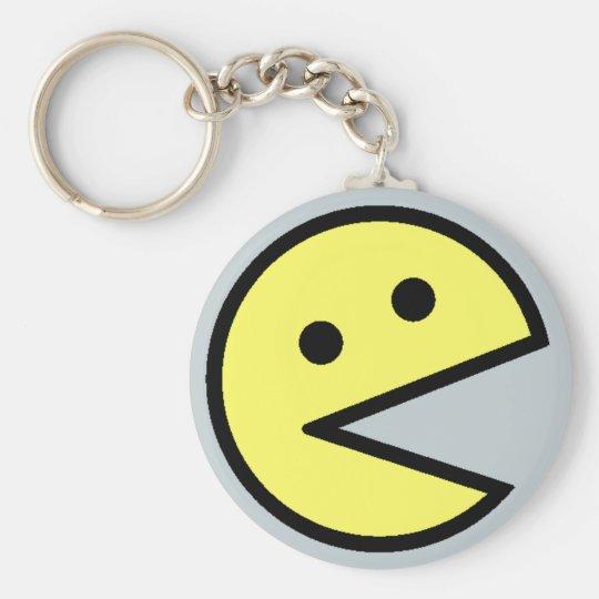 Dentone Basic Round Button Key Ring
