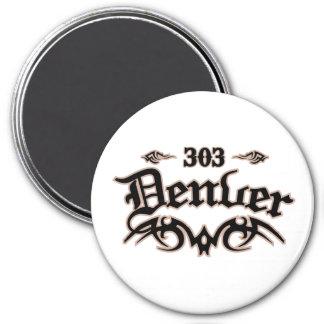 Denver 303 magnet