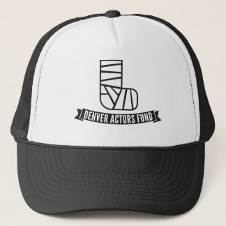 Denver Actors Fund Logo Trucker Hat