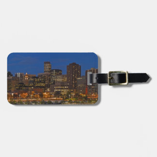 Denver Cityscape Luggage Tag