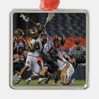DENVER, CO - JULY 16:  Andrew Spack #28 Christmas Ornament