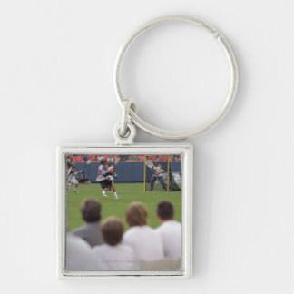 DENVER, CO - JULY 16:  Fans take in the action Keychain