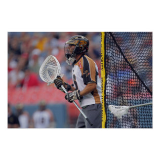 DENVER, CO - JULY 16:  Goalie John Galloway #16 Poster