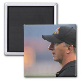 DENVER, CO - JULY 16:  Head coach Tim Soudan Fridge Magnets