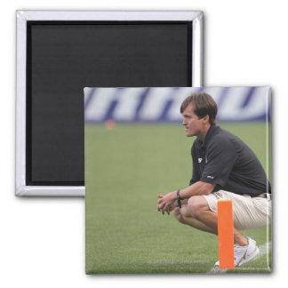 DENVER CO - JULY 16 Head coach Tom Slate Magnet