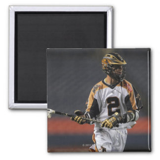DENVER, CO - JULY 16:  Ned Crotty #2 Fridge Magnet