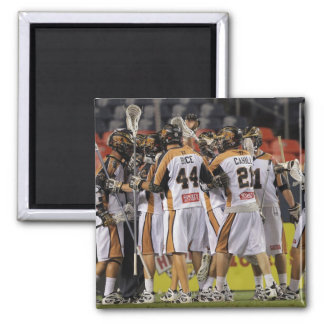 DENVER, CO - JULY 16:  The Rochester Rattlers 2 Square Magnet