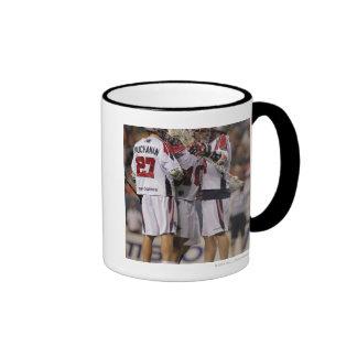 DENVER, CO - JULY 30:  Brad Ross (C) #10 Coffee Mugs